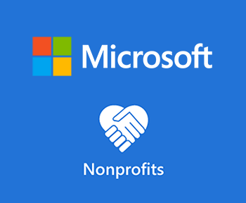 Microsoft for Non-Profits Logo